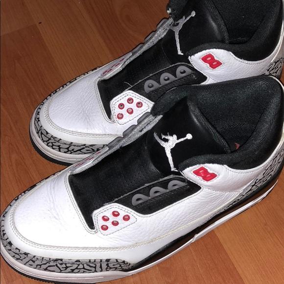 best service b2100 81f81 Nike Air Jordan Retro 3 (Infrared 23) Size 7!